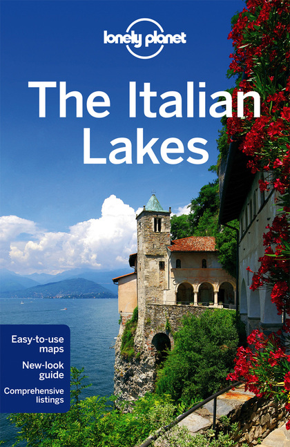 ITALIAN LAKES 2  *LONELY PLANET ING.2014*
