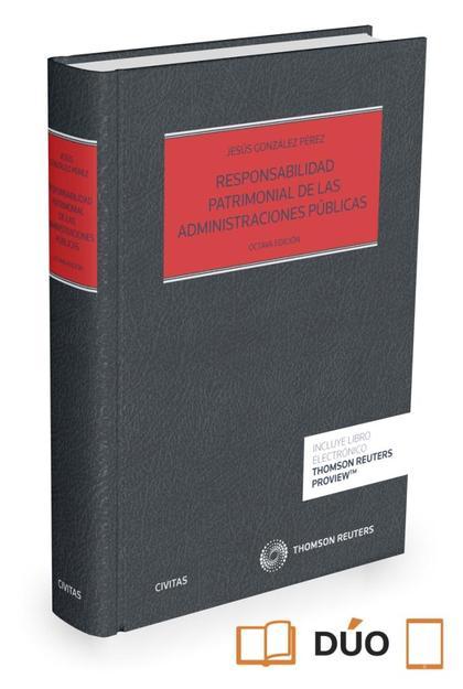 RESPONSABILIDAD PATRIMONIAL DE LAS ADMINISTRACIONES PÚBLICAS (DÚO).