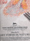ART FORMS IN NATURE XXL COLOURING BOOK