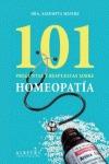 101 PREGUNTAS Y RESPUESTAS SOBRE LA HOMEOPATÍA