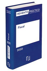 MEMENTO FISCAL A.E.A.T 2020