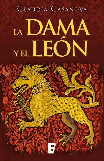 LA DAMA Y EL LEÓN.
