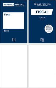 PACK MEMENTO FISCAL AEAT 2020 + CÓDIGO FISCAL 2020