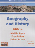 GEOGRAPHY AND HISTORY, ESO 2. MIDDLE AGES, POPULATION, URBAN AREAS