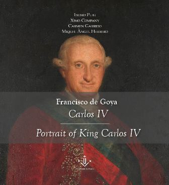 FRANCISCO DE GOYA .. CARLOS IV. PORTRAIT OF KING CARLOS IV