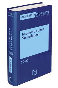 MEMENTO IMPUESTO SOBRE SOCIEDADES 2020