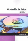 GRABACIÓN DE DATOS.