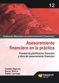 12. ASESORAMIENTO FINANCIERO EN LA PRÁCTICA.