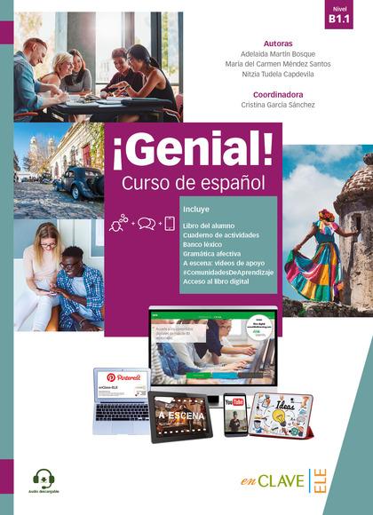 GENIAL B1.1 CURSO DE ESPAÑOL