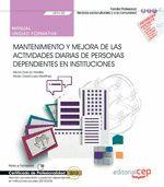 MANUAL MANTENIMIENTO Y MEJORA DE LAS ACTIVIDADES DIARIAS D.