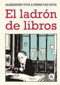 EL LADRON DE LIBROS