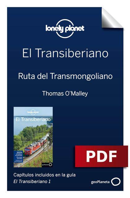 Transiberiano 1_9. Ruta del Transmongoliano