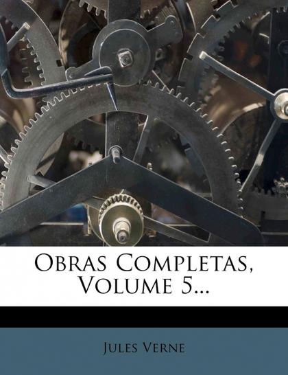 OBRAS COMPLETAS, VOLUME 5...