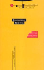 CONCEPCIONES DE LA ETICA