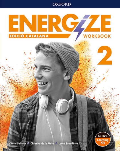 ENERGIZE 2. WORKBOOK PACK. CATALAN EDITION