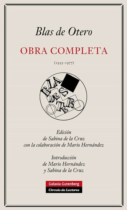 OBRA COMPLETA DE BLAS DE OTERO.