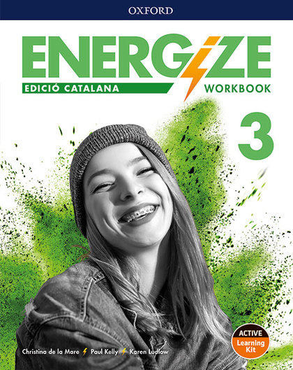 ENERGIZE 3. WORKBOOK PACK. CATALAN EDITION