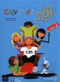 CLAVE DE SOL 2, NIVEL A2