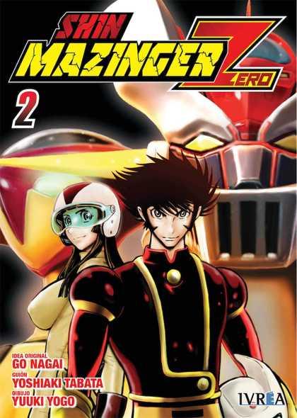 SHIN MAZINGER ZERO N 02.
