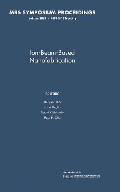ION-BEAM-BASED NANOFABRICATION
