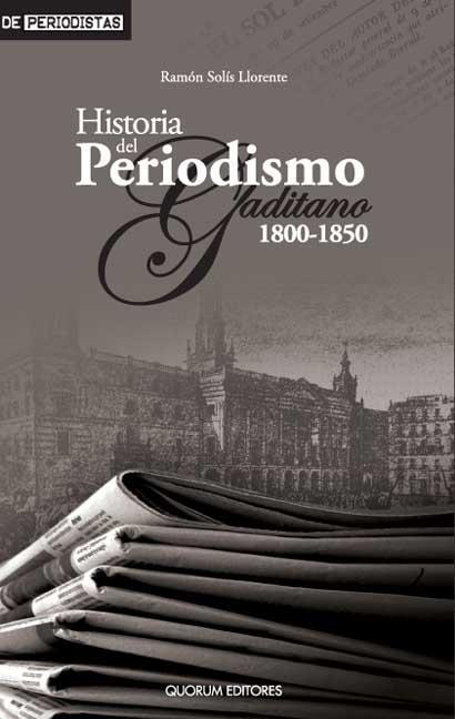 Historia del Periodismo Gaditano