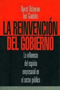 REINVENCION GOBIERNO