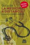 GUÍA DE MEDICINA A DISTANCIA: CONSULTAR UN MÉDICO A DISTANCIA