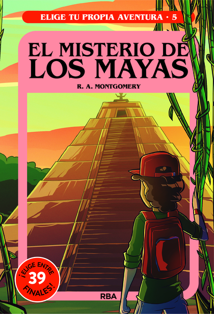 El misterio de los Mayas
