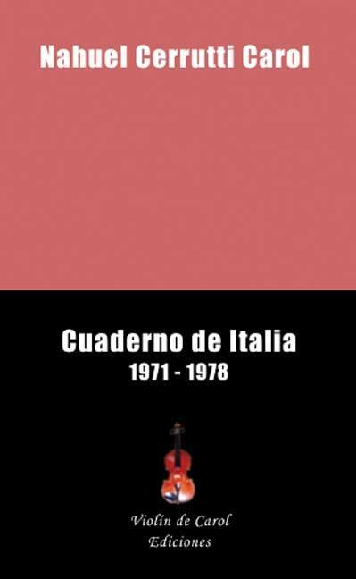 CUADERNO DE ITALIA