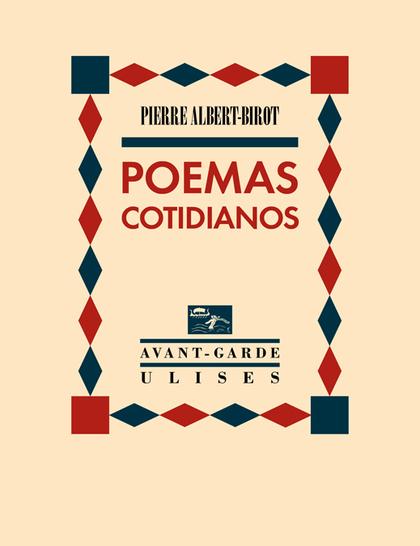POEMAS COTIDIANOS : (1919)
