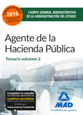 AGENTES DE LA HACIENDA PÚBLICA CUERPO  GENERAL ADMINISTRATIVO DE LA ADMINISTRACI