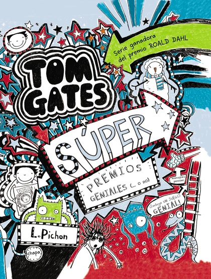 TOM GATES. SÚPER PREMIOS GENIALES-- O NO