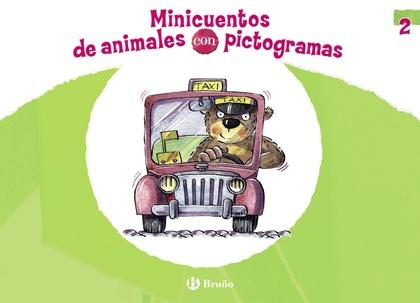 MINICUENTOS DE ANIMALES CON PICTOGRAMAS 2.