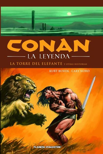CONAN LA LEYENDA Nº3.