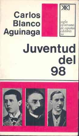 JUVENTUD DEL 98