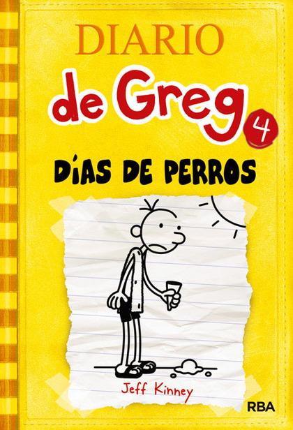 DIARIO DE GREG 4: DIAS DE PERROS.
