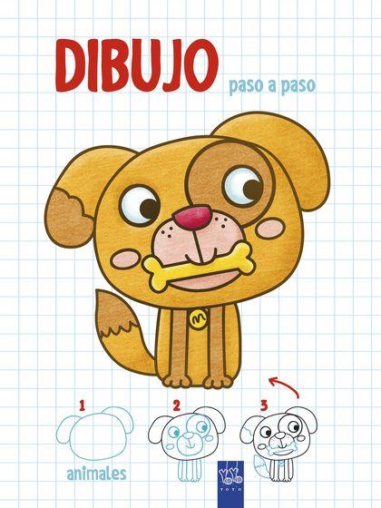DIBUJO PASO A PASO. ANIMALES.