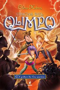 CHICAS DEL OLIMPO 2. EL PODER DE LOS SUEÑOS