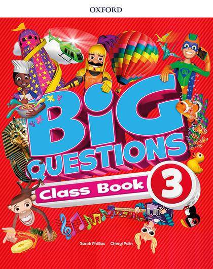 BIG QUESTIONS 3 CB