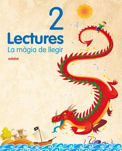 LA MÀGIA DE LLEGIR, LECTURES, 2 EDUCACIÓ PRIMÀRIA