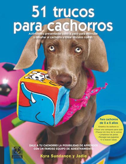 CINCUENTA 1 TRUCOS PARA CACHORROS (COLOR).