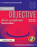 OBJECTIVE FIRST CERTIFICATE.2ºED STUDENT´S BOOKS