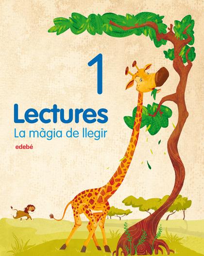 LA MÀGIA DE LLEGIR, LECTURES, 1 EDUCACIÓ PRIMÀRIA