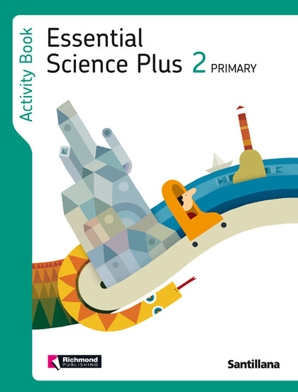 ESSENTIAL SCIENCE PLUS 2 PRIMARY ACTIVITY BOOK RICHMOND.