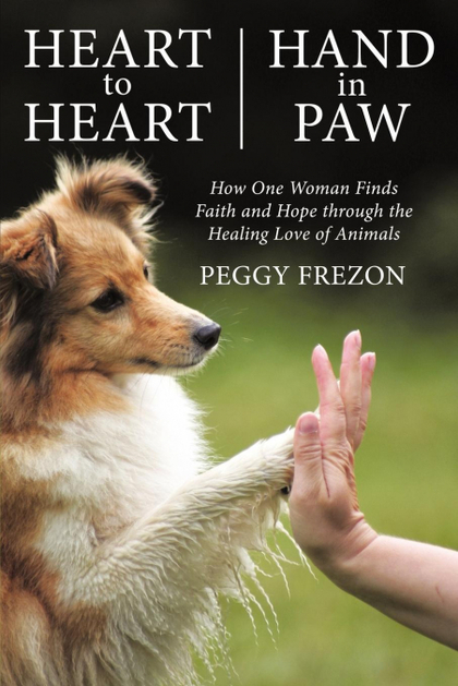 HEART TO HEART, HAND IN PAW
