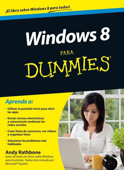 WINDOWS 8 PARA DUMMIES.