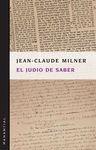 JUDIO DE SABER,EL.