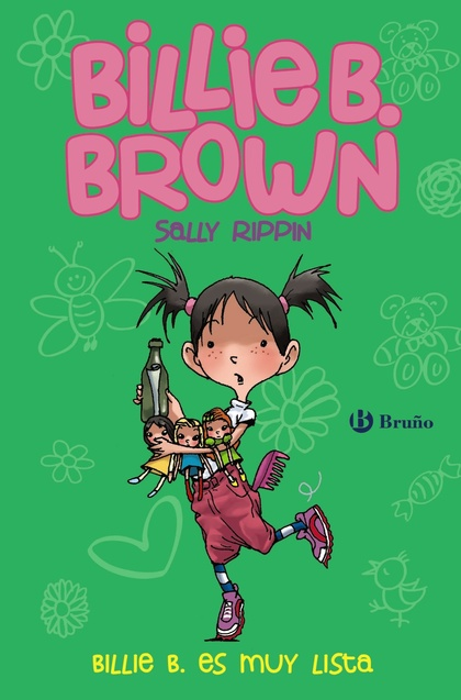 BILLIE B. BROWN 3. BILLIE B. ES MUY LISTA