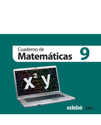 MATEMÁTICAS, 3 ESO. CUADERNO 9