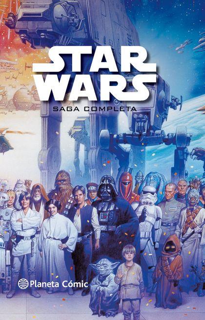 STAR WARS: LA SAGA COMPLETA.